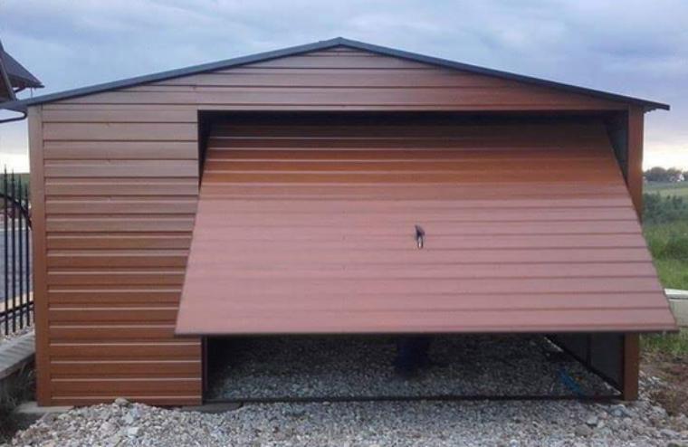 Podwyższenie garażu