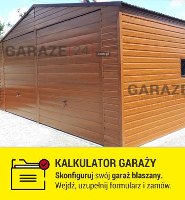 Zamów swój garaż